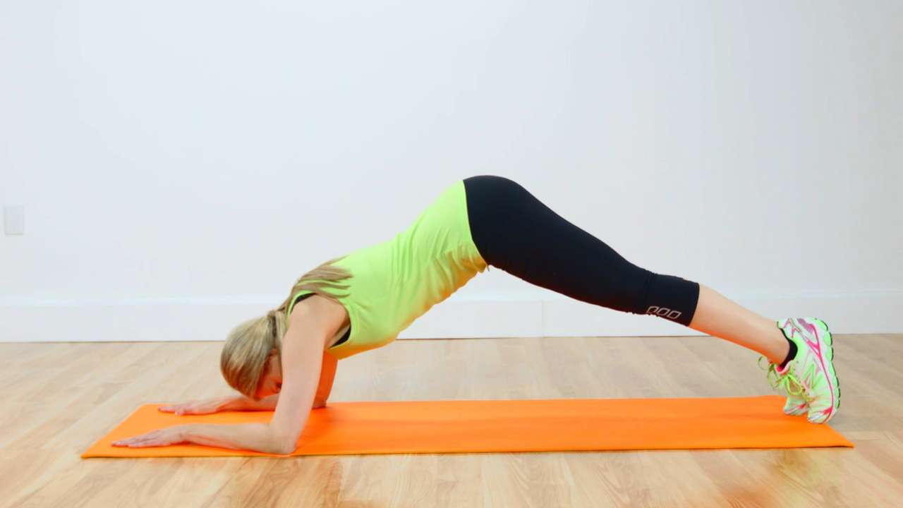 How to Do a Dolphin Plank