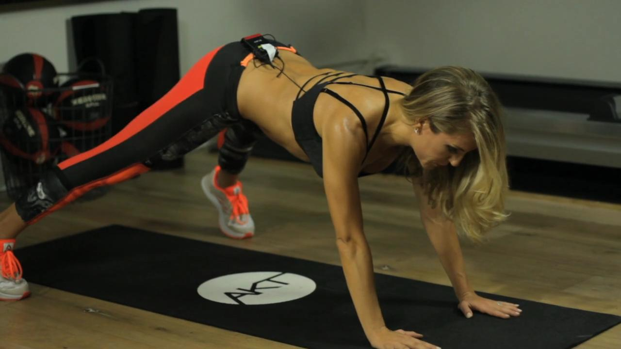 A Full-Body Cardio Move That Blasts Fat