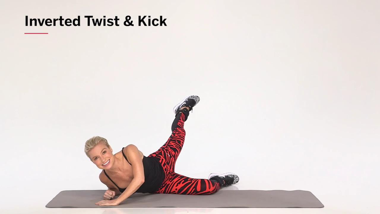 Carrie Underwood's Go-To Exercise for Killer Legs
