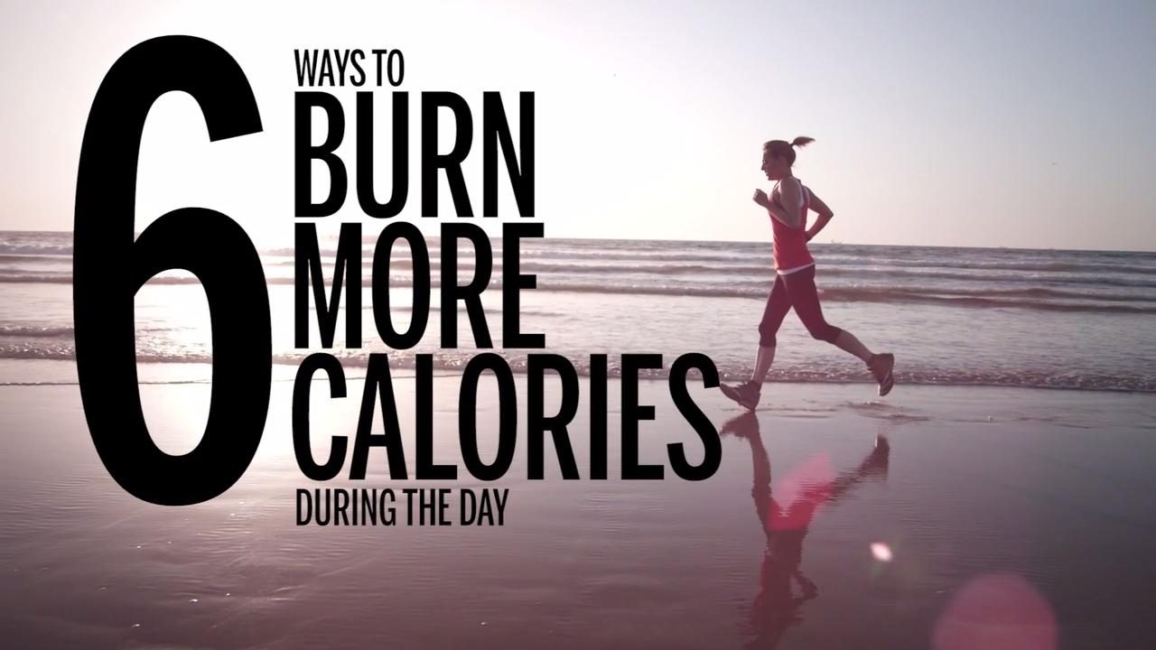 6 Ways to Burn More Calories During the Day