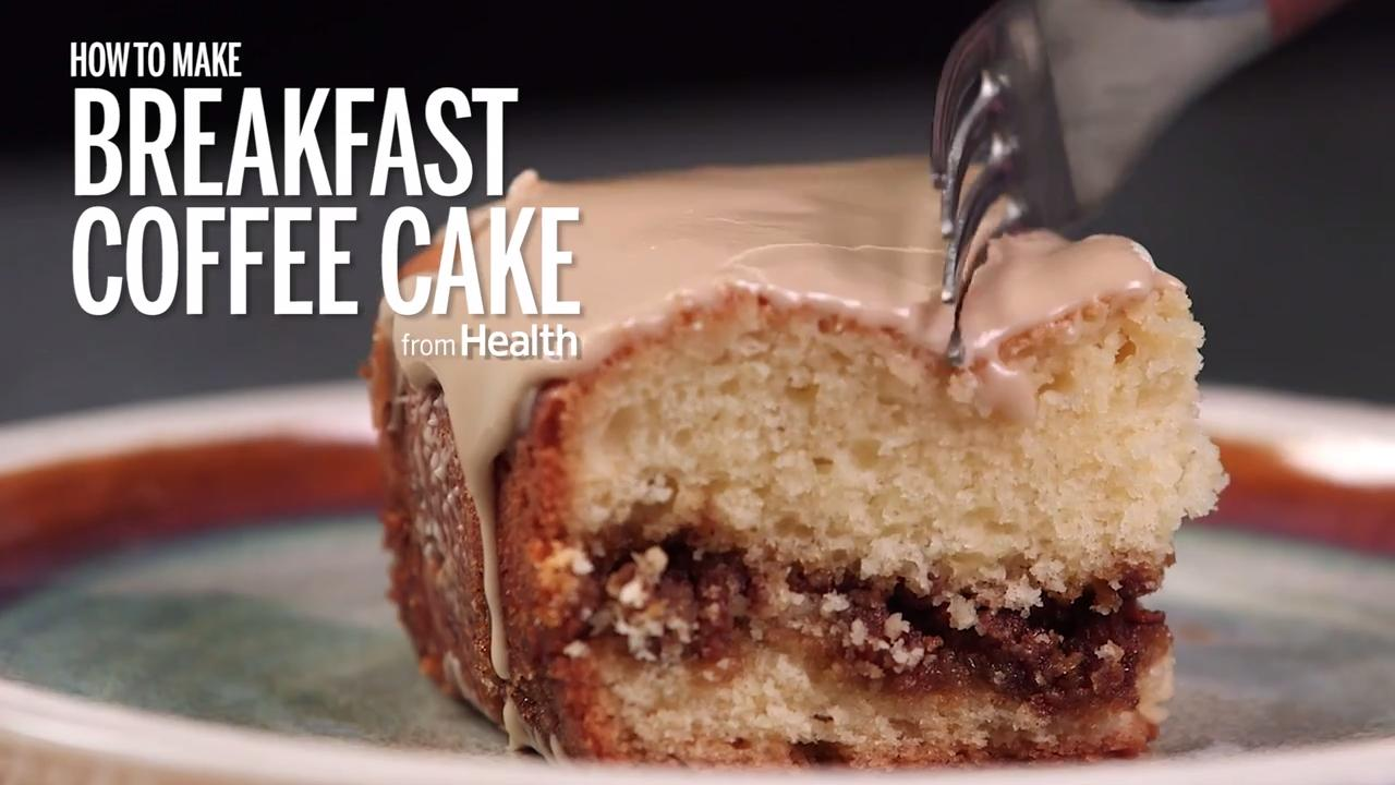 How to Make Breakfast Coffee Cake