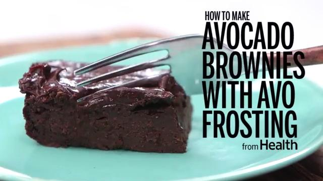 How to Make Brownies With Avocado - Health