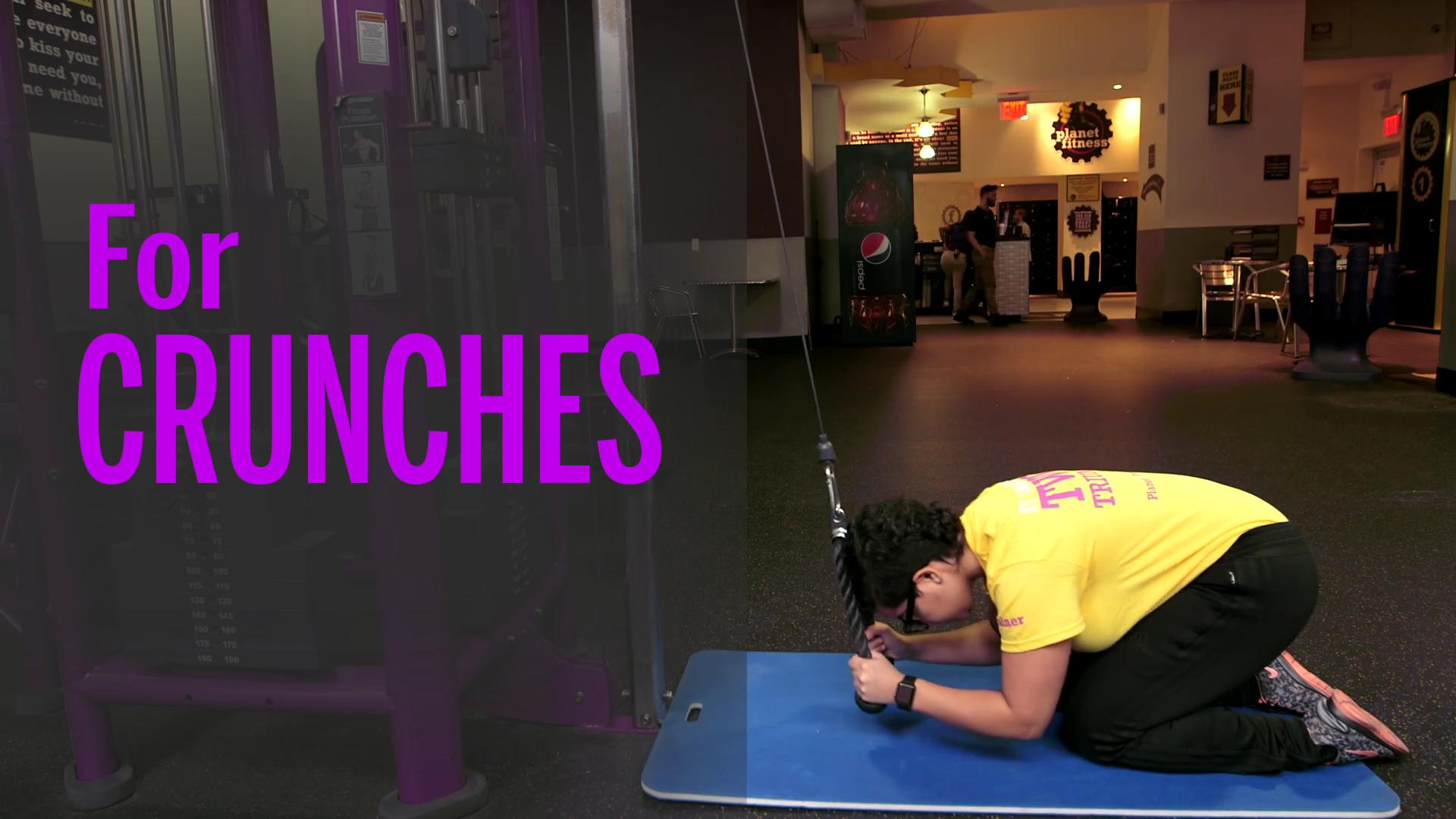 How to Use a Cable Machine For Next-Level Crunches