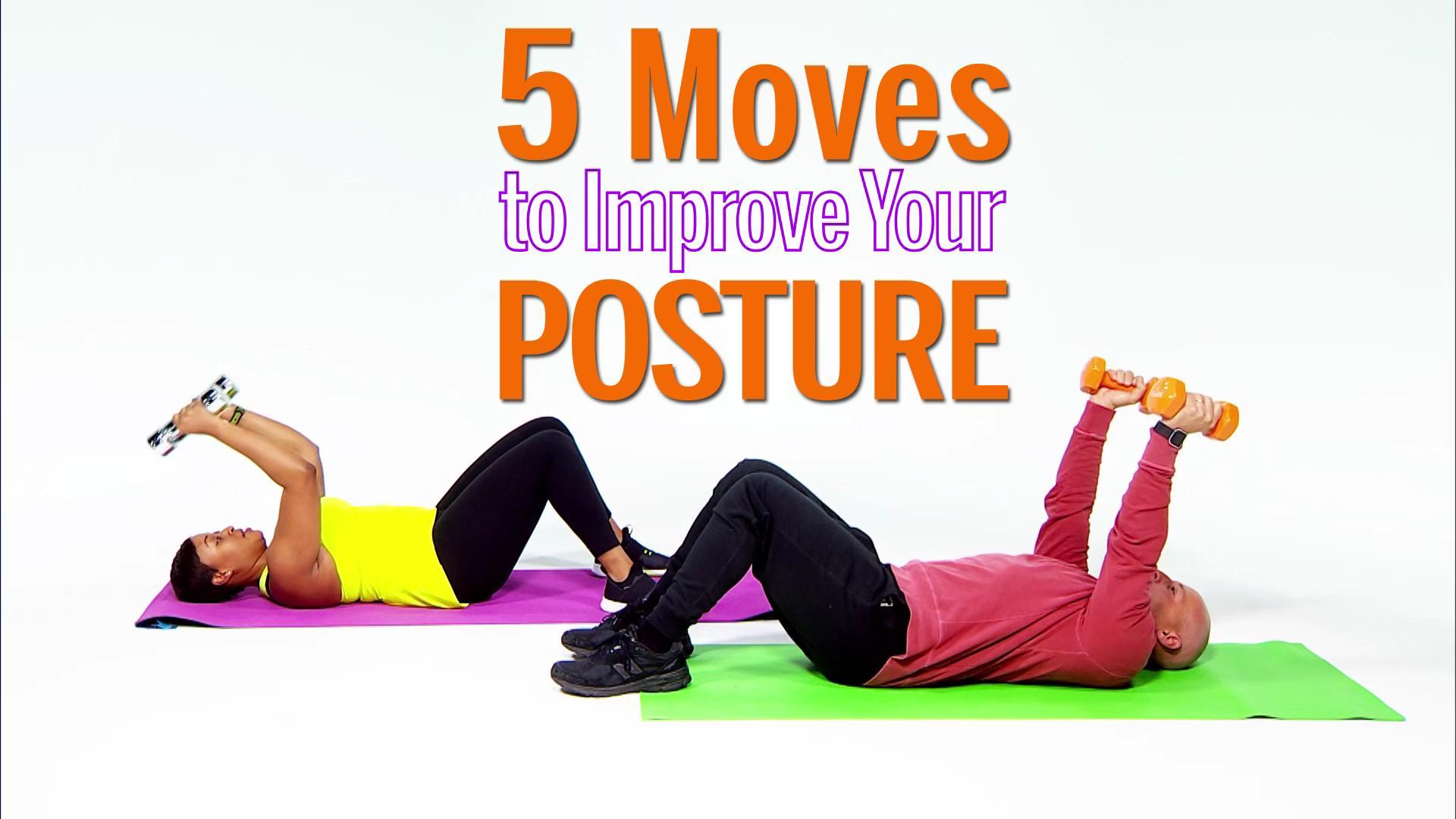 5 Exercises for Better Posture