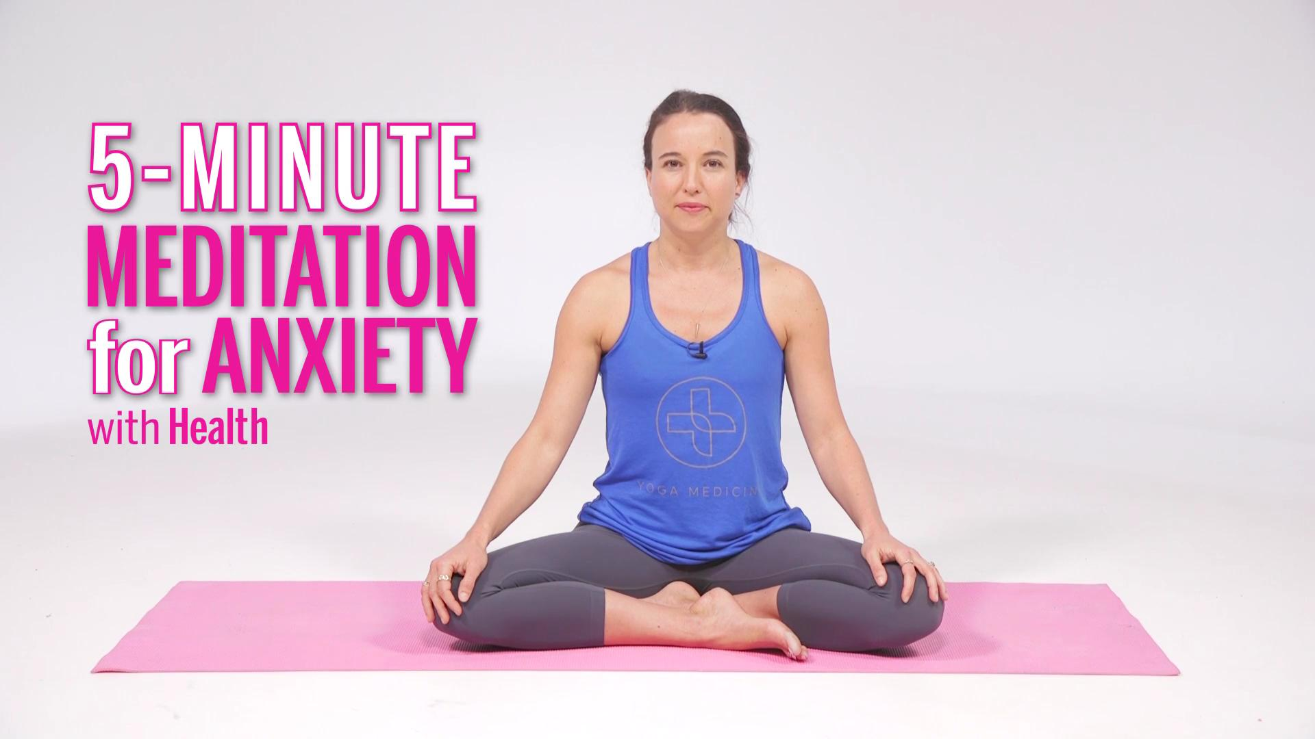 4 Meditation Tips That Help Me Quiet My Anxiety - Health
