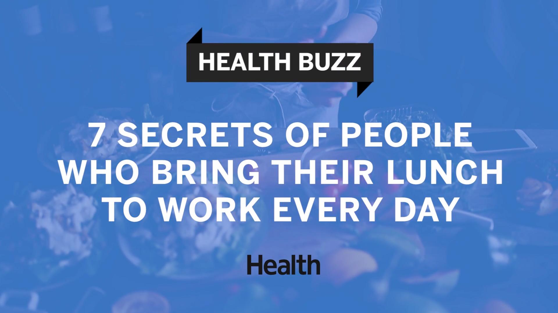 7 Secrets of People Who Bring Their Lunch to Work Every Day