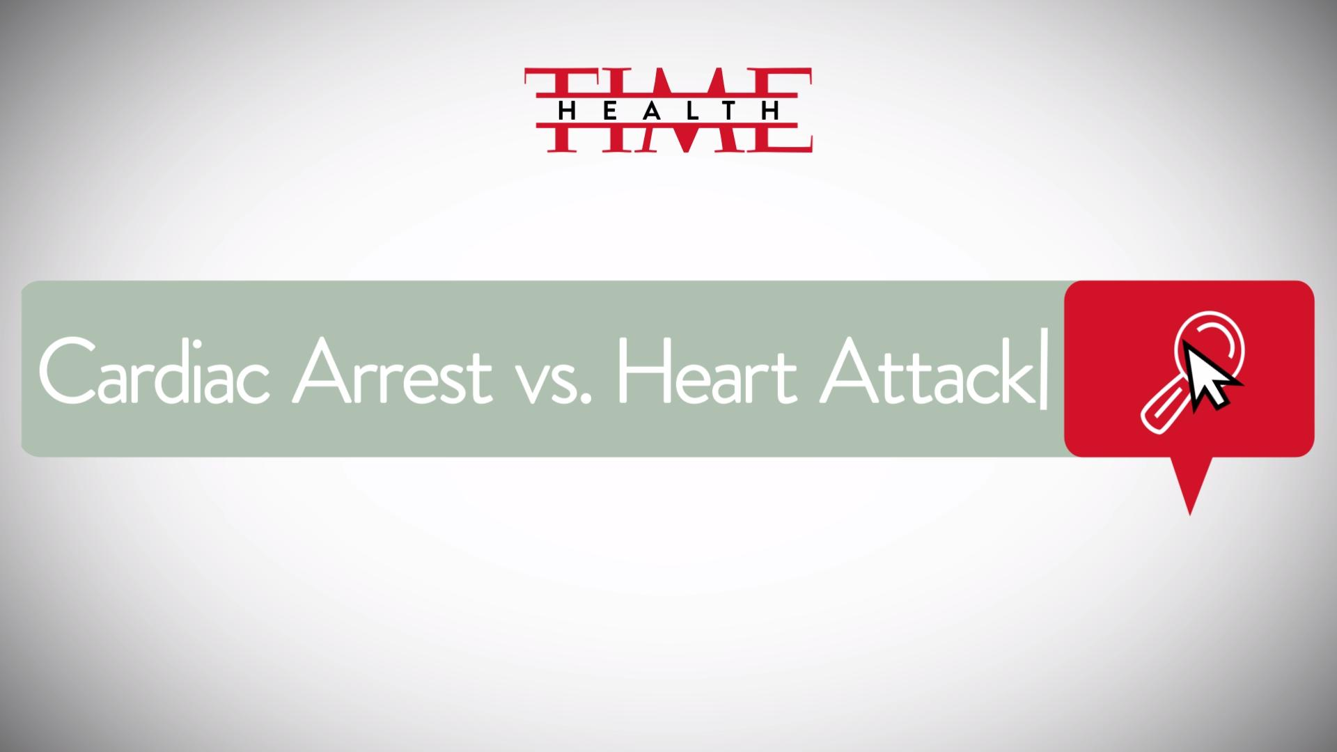 What Is Cardiac Arrest–and How Is It Different From a Heart Attack?