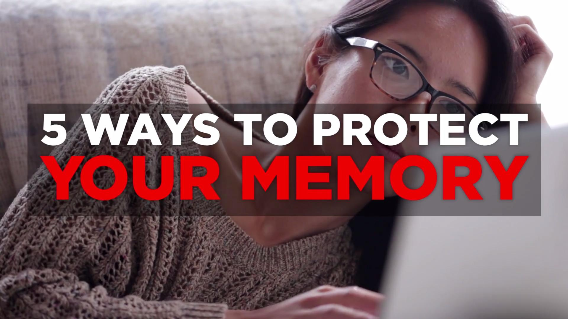 8 Weird Things Linked to Memory Loss Later in Life