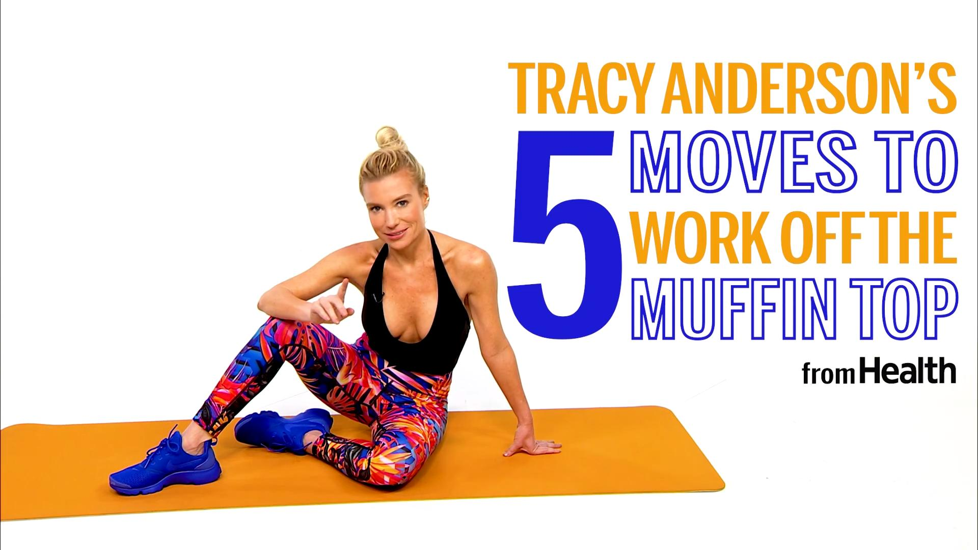 Tracy Anderson's Core-Strengthen Ab Workouts - Health