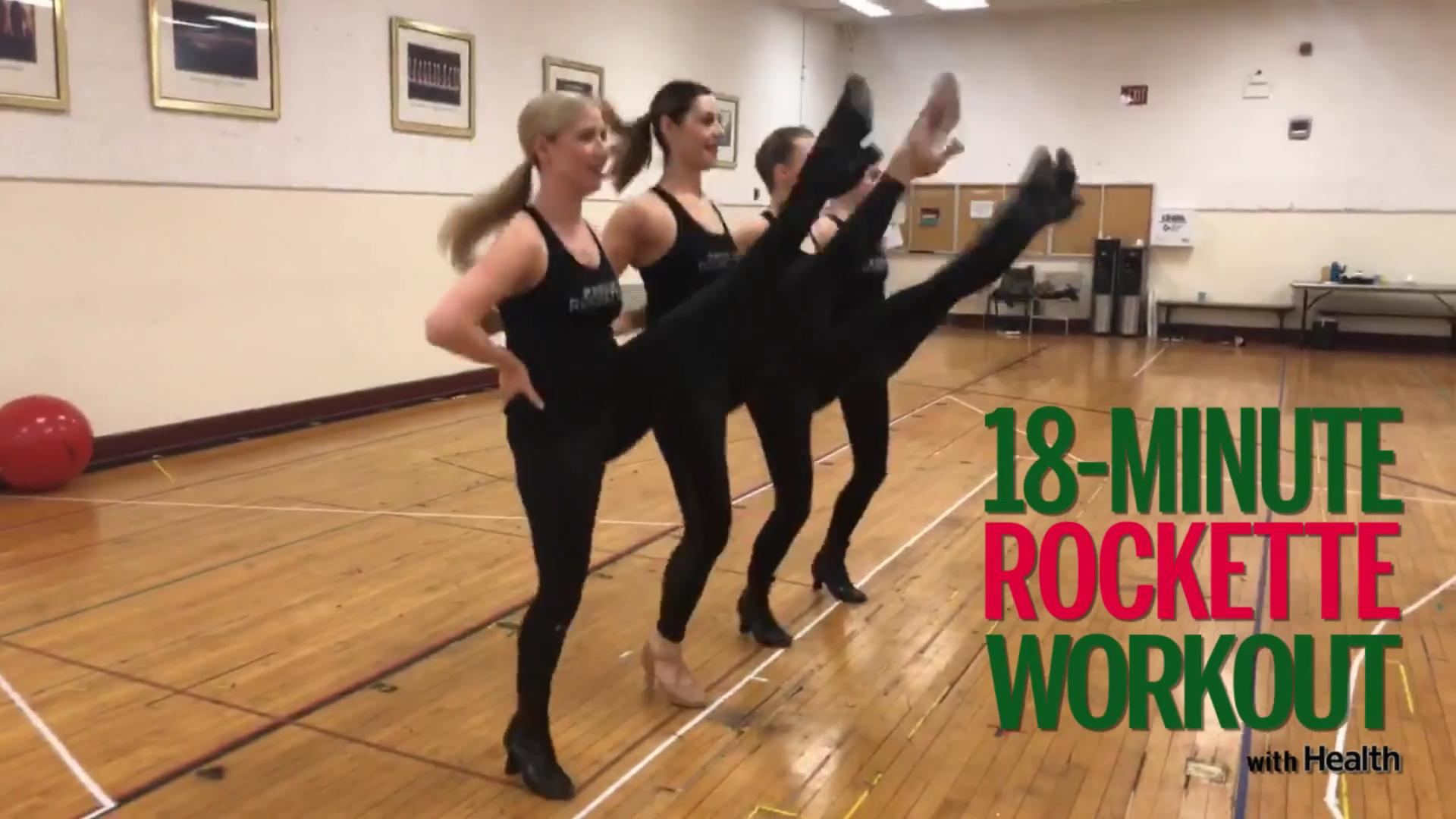 Rockettes: 10 Leg Exercises That Keep the Dancers in Shape - Health