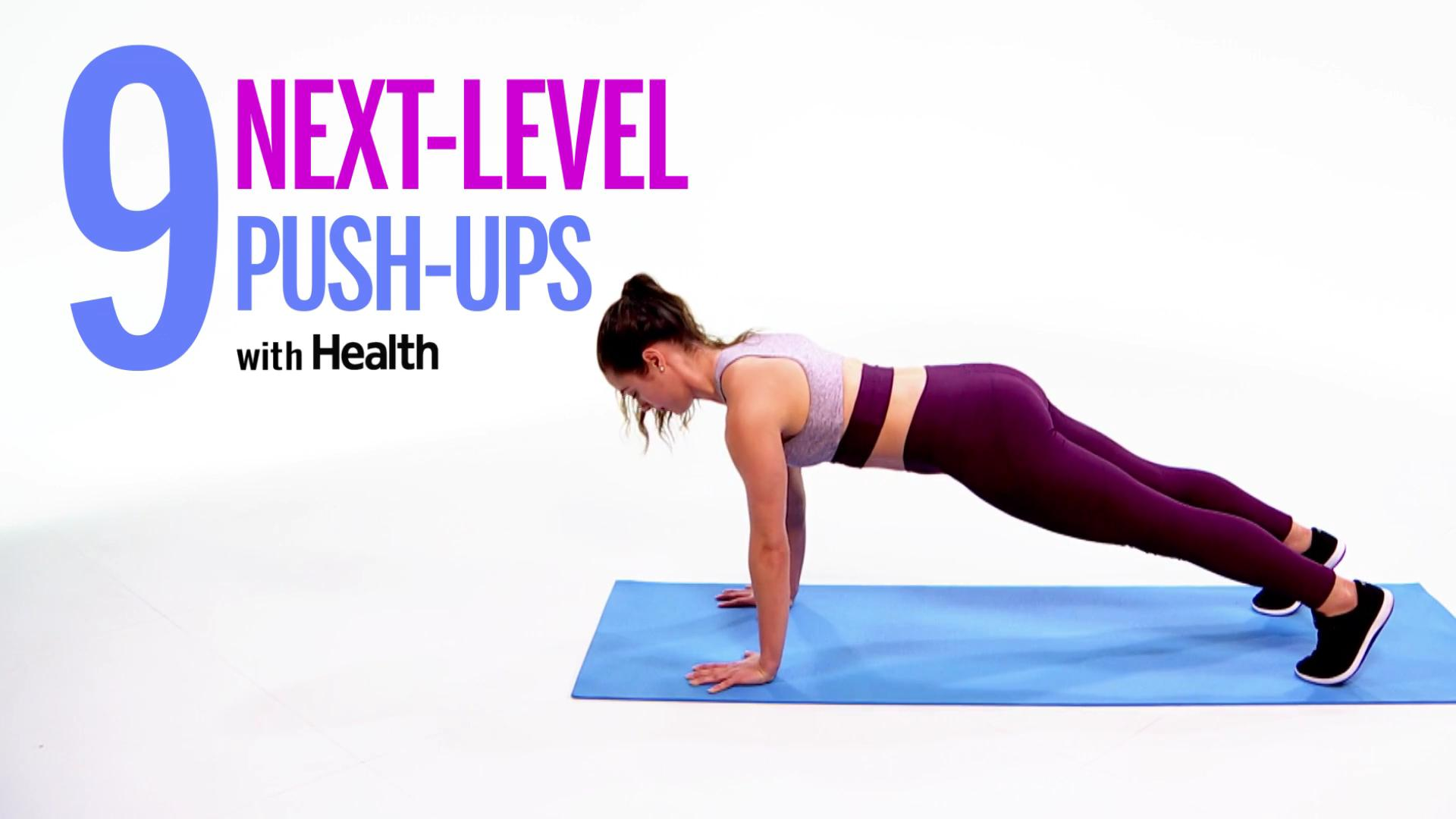 Next-Level Push-Ups - Health