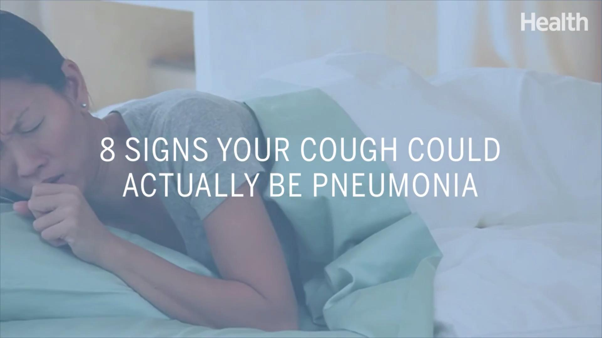 Bronchitis vs. Pneumonia: Here's How to Tell the Difference - Health