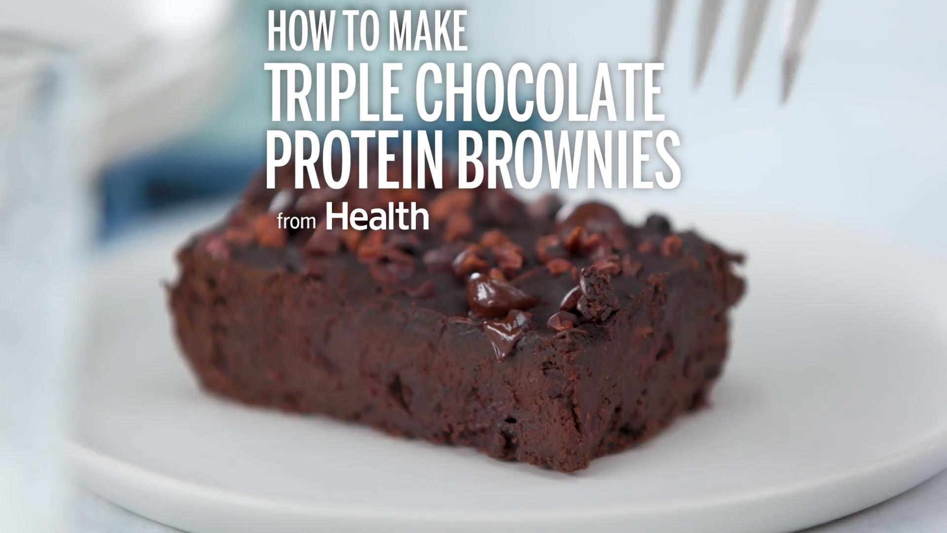 Black Bean Brownies - Health