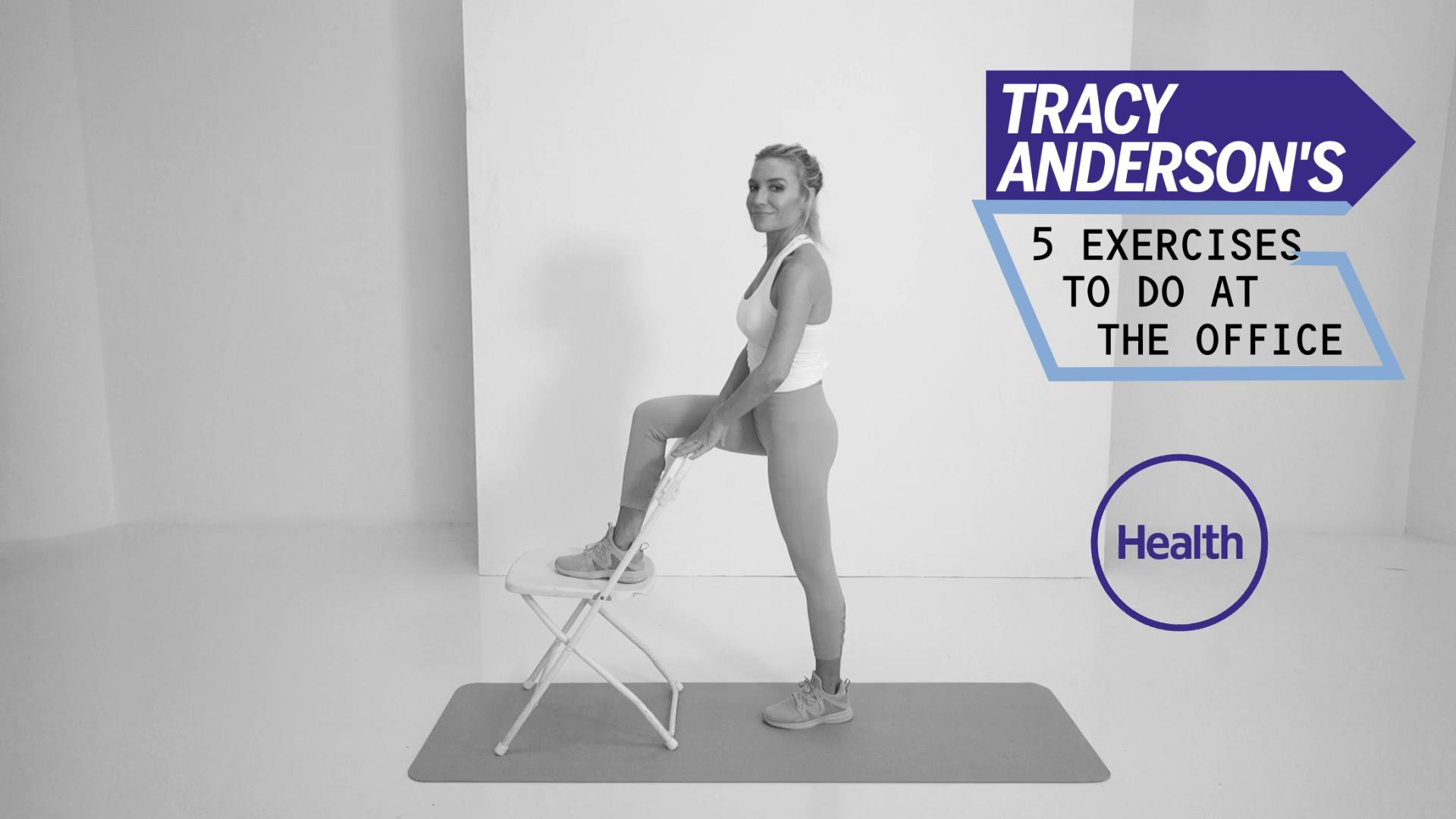 The 7 Moves Tracy Anderson Swears by for a Perkier Butt - Health