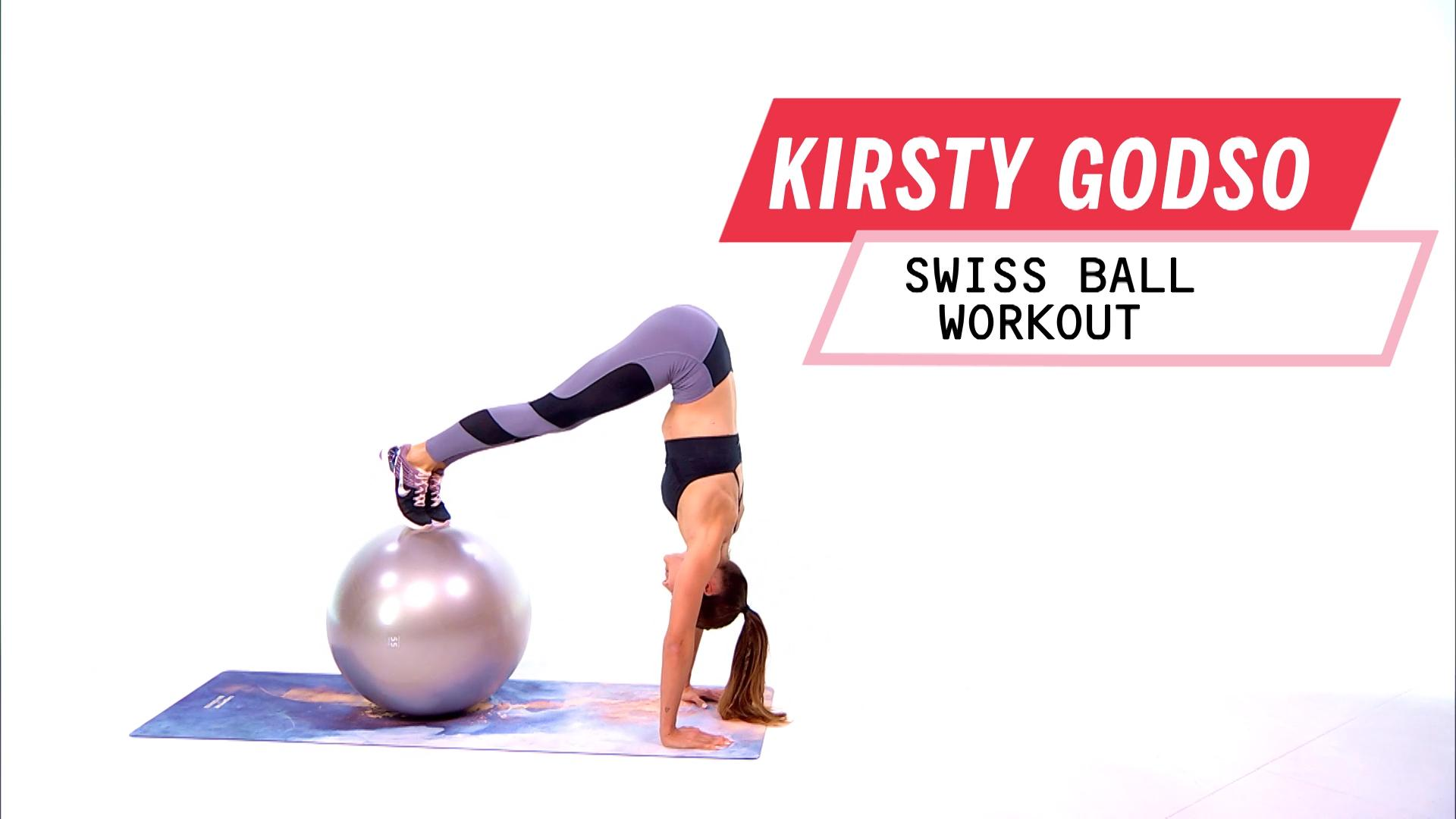 When You're Short on Time, Try This Customizable Workout by Kirsty Godso