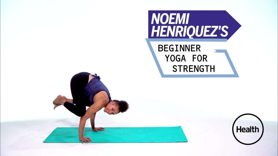 Take 10 Minutes to Try This Beginner Yoga Routine