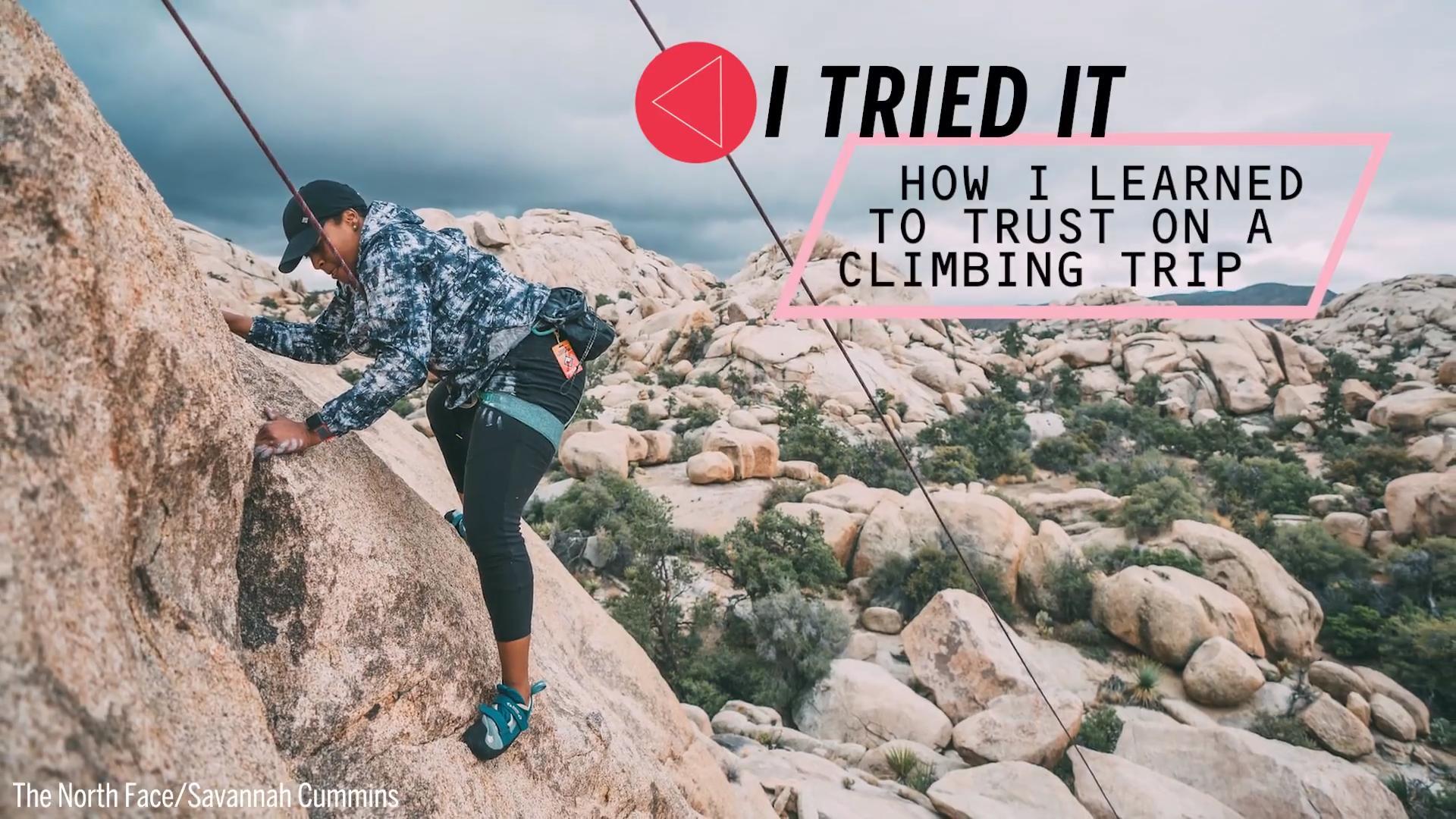 A Beginner's Guide to Rock Climbing - Health