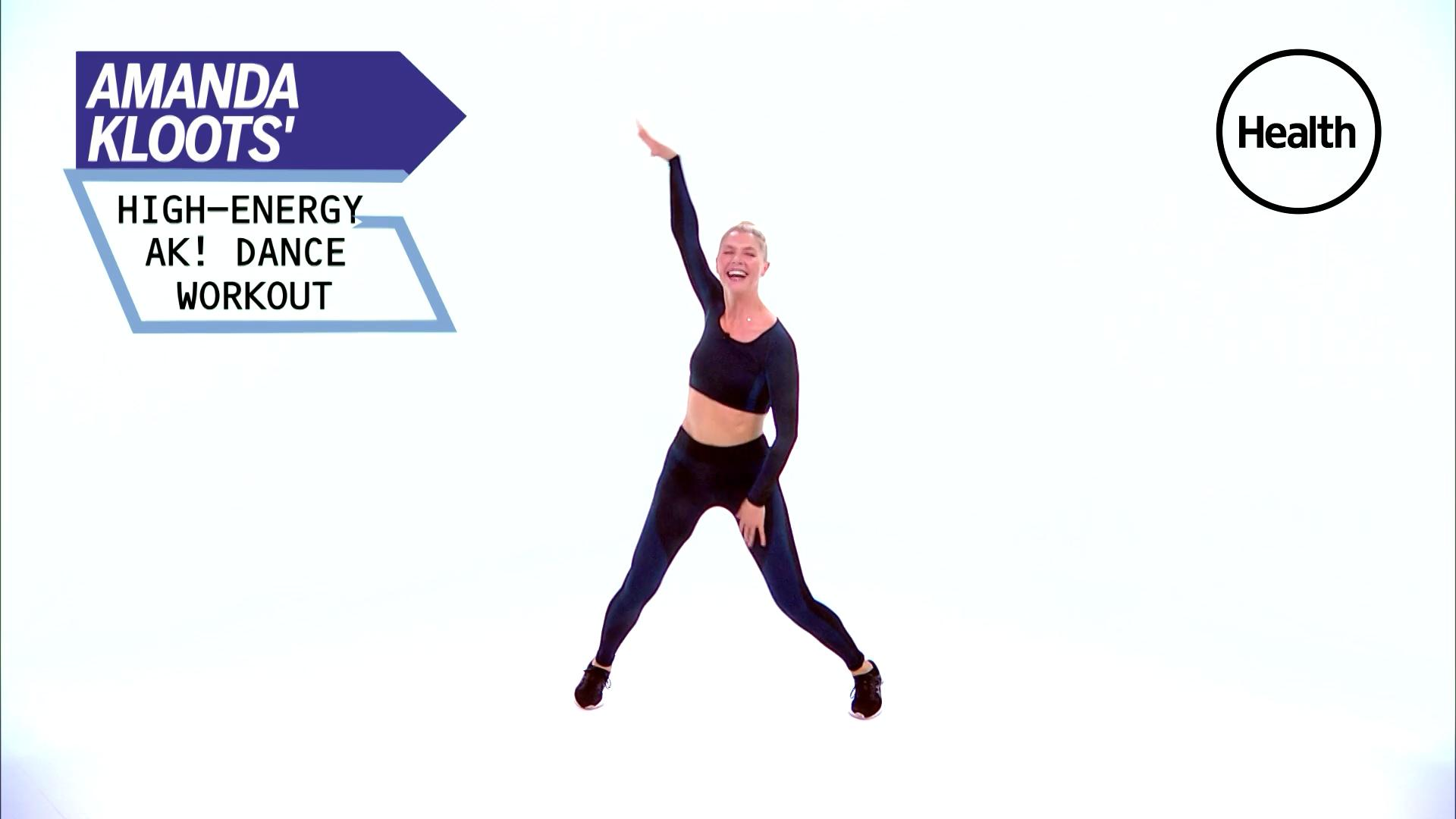 Tone Your Entire Body With This High-Energy Dance Workout