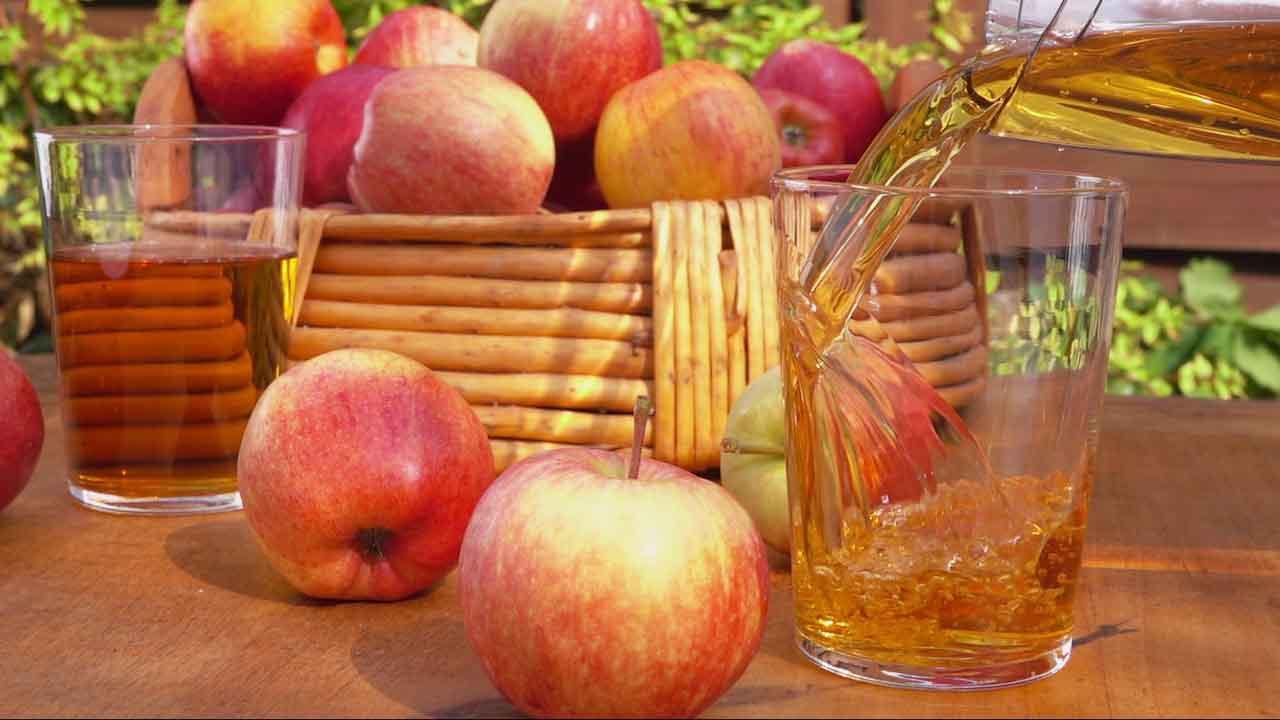 Healthy Benefits of Apple Cider Vinegar