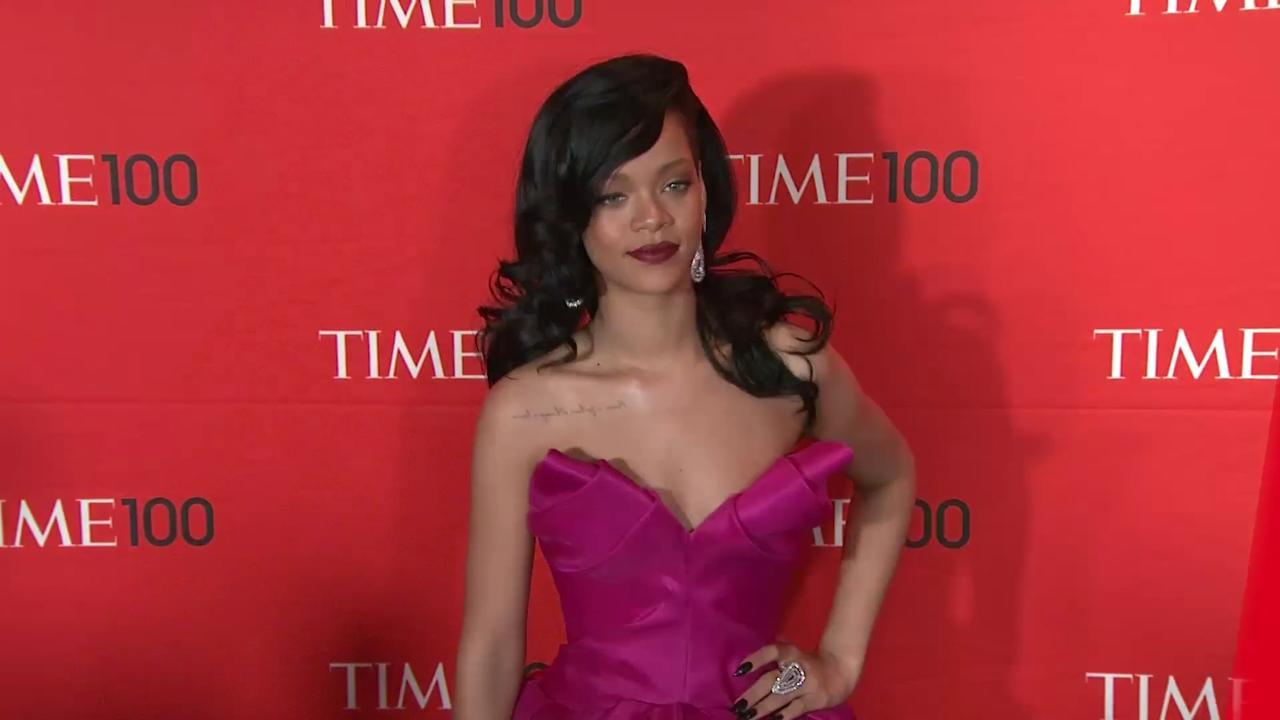 Rihanna Jokes She 'Feels Attacked' as Fans Badger Her for New Music