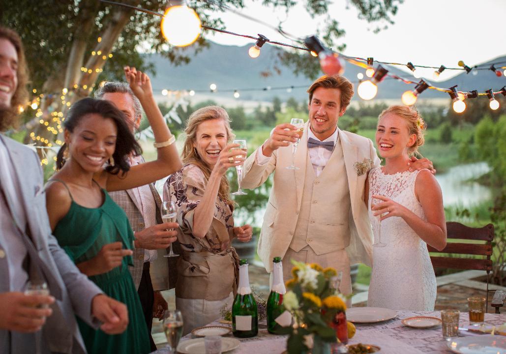 Sports Illustrated Swimsuit Model Hunter McGrady Weds Brian Keys in California