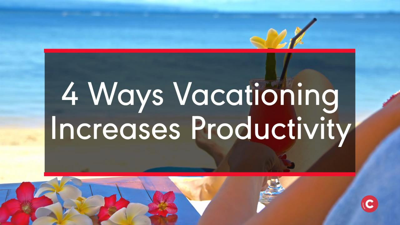 6 Creative Ways to Burn Your Unused Vacation Days