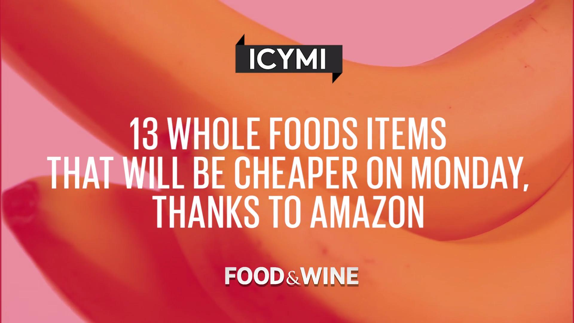 You Can Buy Whole Foods Products on Amazon Now. Here Are the Best Deals We Found