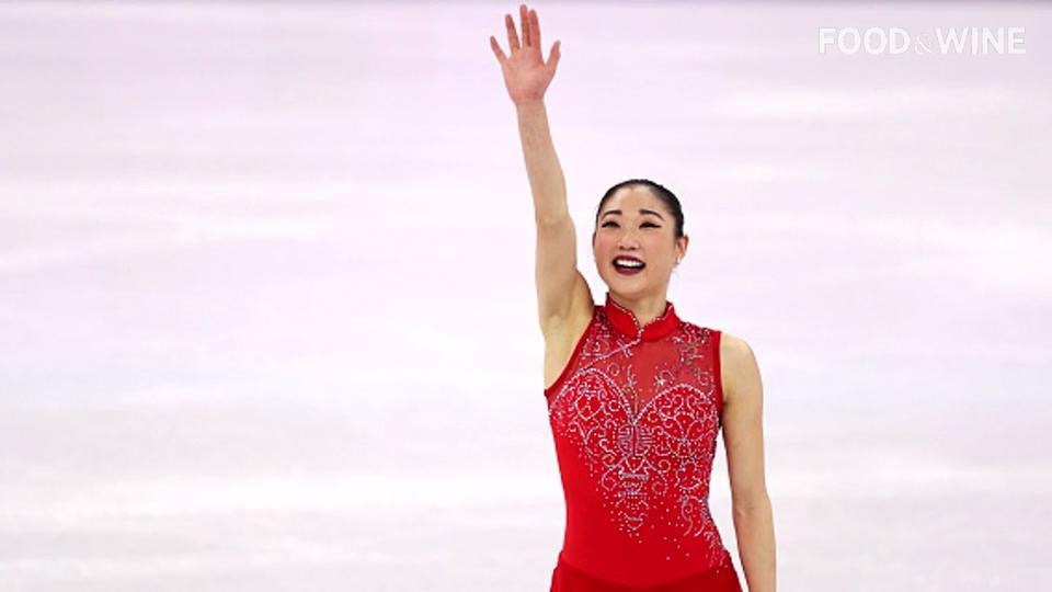 Colorado Avalanche Celebrate Mirai Nagasu on Bronze Medal