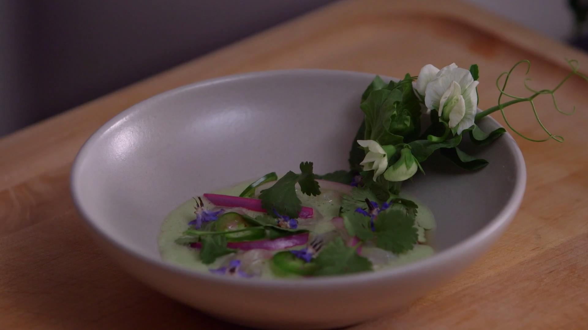 How to Make Ludo Lefebvre's Red Snapper Ceviche