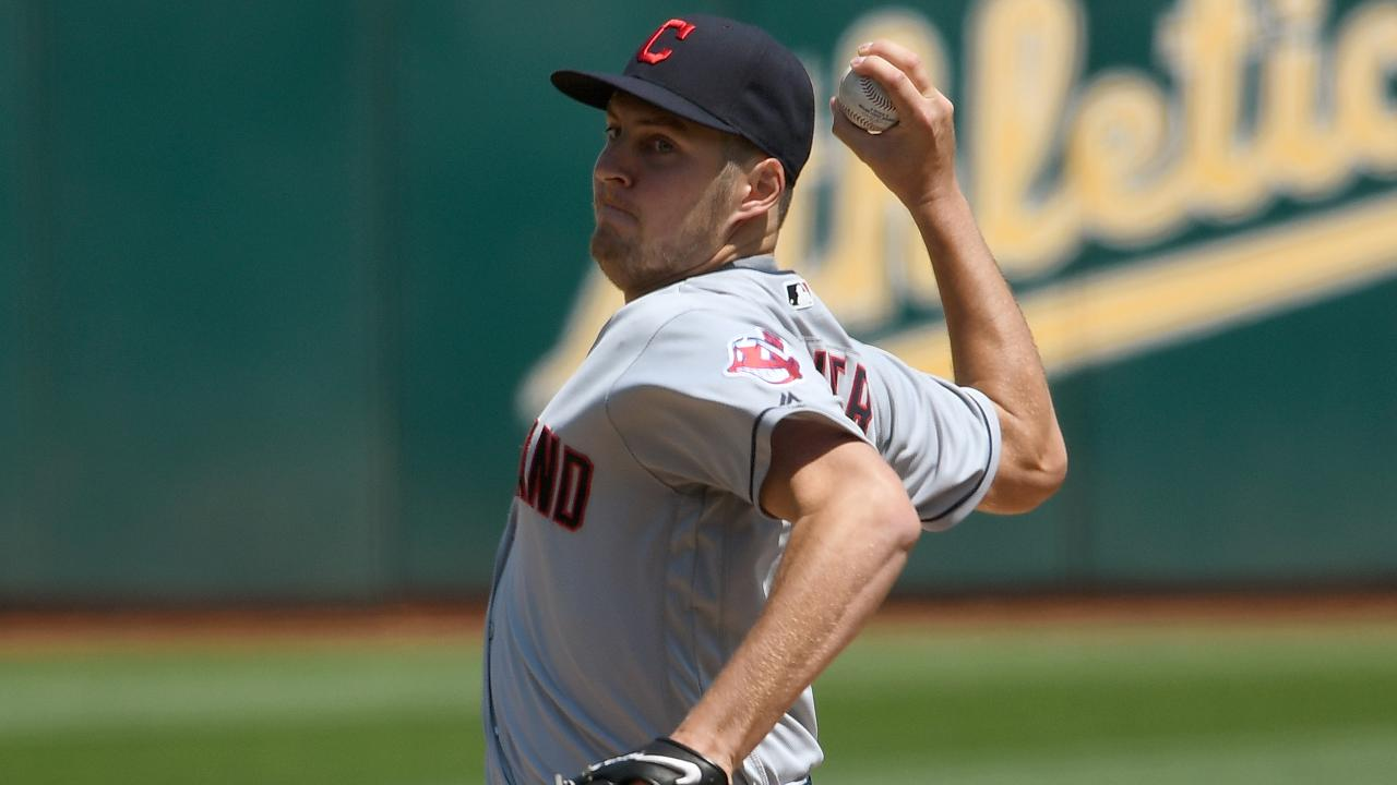 SI: Trevor Bauer Will Miss Game 2 Start