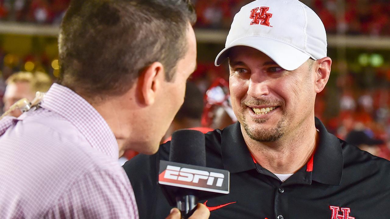 Texas hires Houston's Tom Herman as head coach