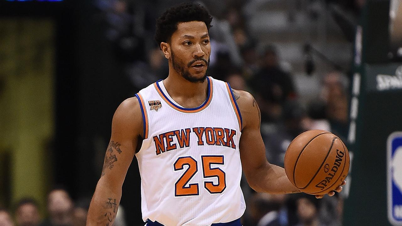 The Profound Weirdness Of Derrick Rose And The Knicks