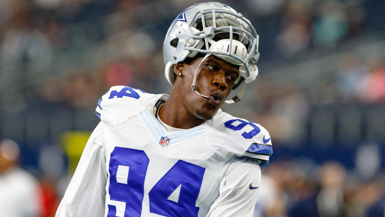 NFL suspends Randy Gregory at least one year, out for playoffs