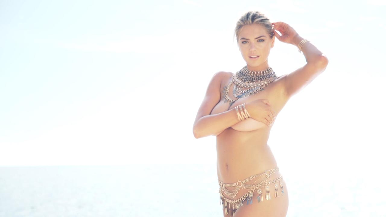 Kate Upton's 10 best GIFS from SI Swimsuit 2017
