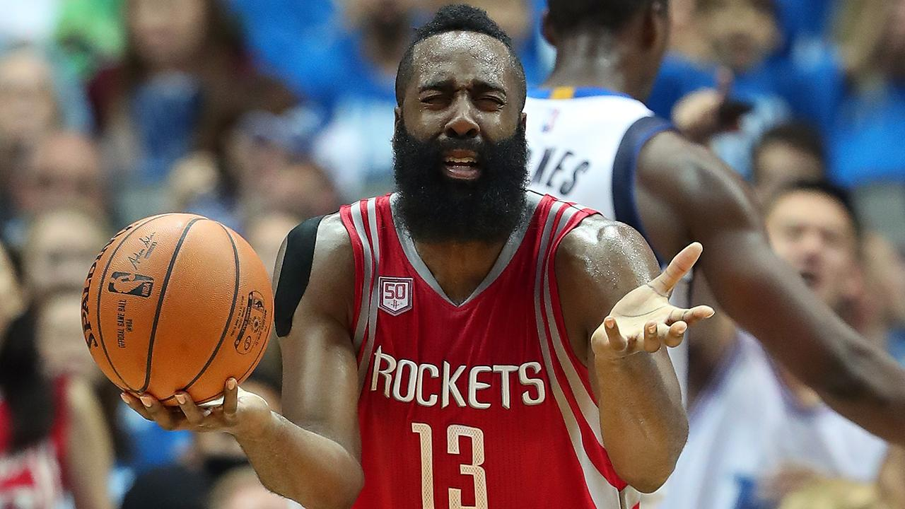 James Harden on MVP race: Wins most important