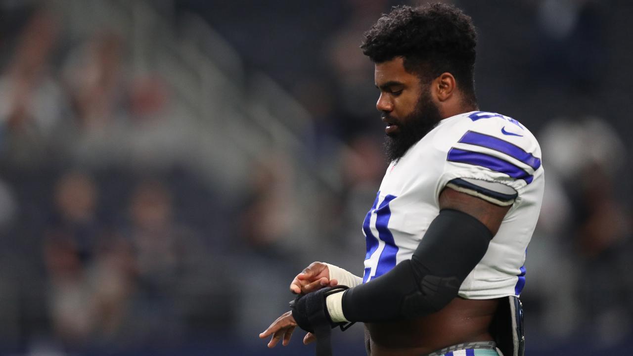 NFLPA Requests Restraining Order to Block Any Ezekiel Elliott Suspension