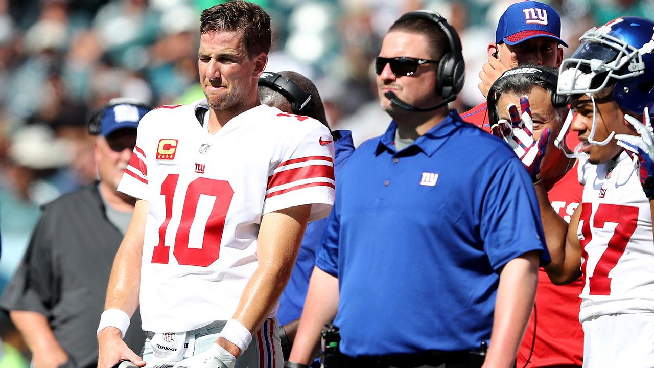 Why Reinstating Eli Manning As the Giants Starting QB Is a Ridiculous Move