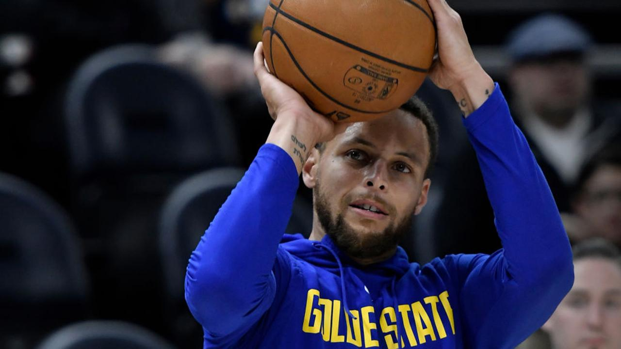 Warriors Face a Big Problem in Playoffs Without Stephen Curry
