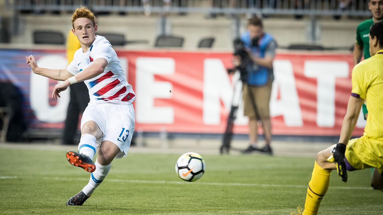 USMNT Calls Jonathan Klinsmann, Jurgen's Son, Into Camp for Friendlies