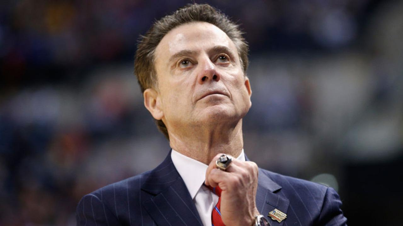 Rick Pitino Joins Twitter, With an Embarrassing Spelling Error and an Inaccurate Final Four Stat
