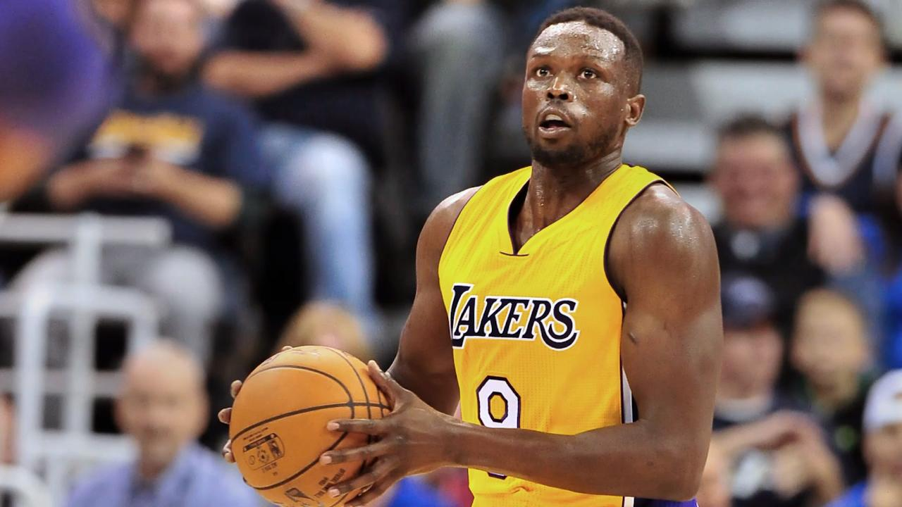 Report: Lakers Finalizing Contract Buyout with Forward Luol Deng