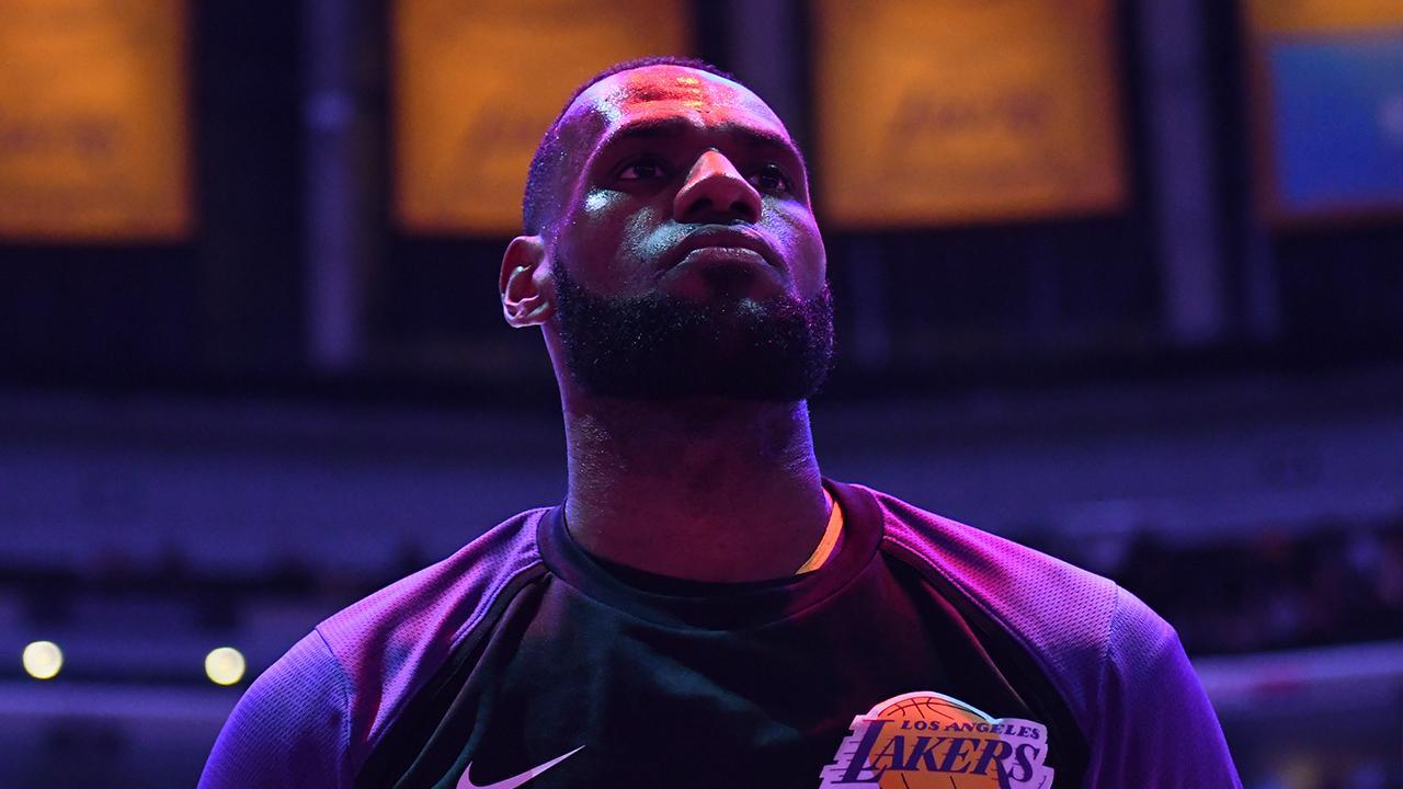 LeBron James Passes Wilt Chamberlain for Fifth on NBA's All-Time Scoring List