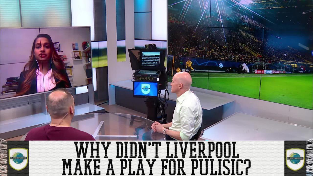 Borussia Dortmund Director Says Jadon Sancho Won't Be Sold