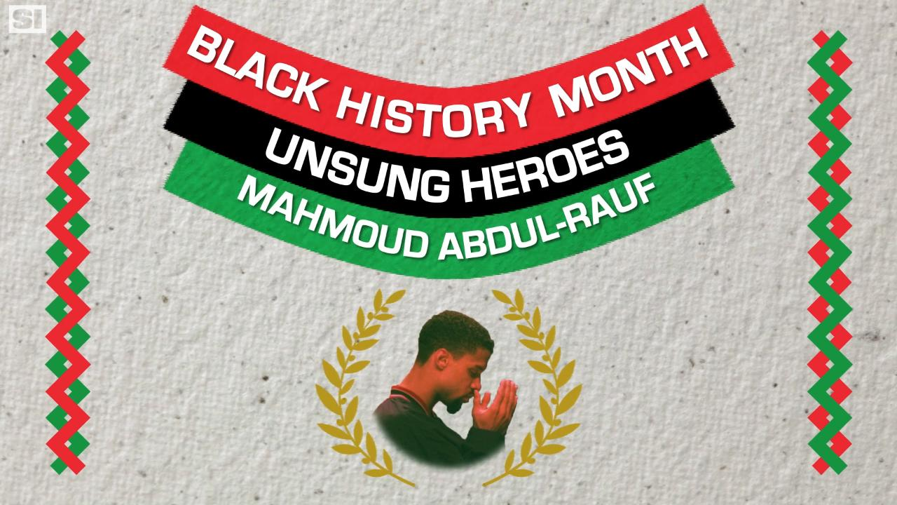 Unsung Heroes: Before Colin Kaepernick, Mahmoud Abdul-Rauf Didn't Stand For the National Anthem