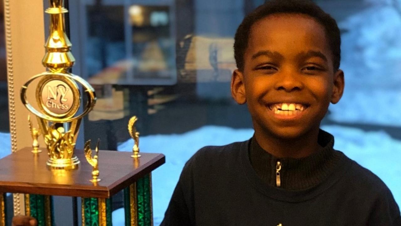 Homeless Nigerian Refugee Wins New York State Chess Championship