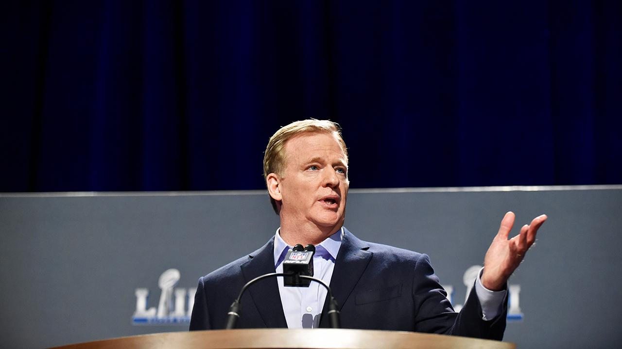 Goodell, NFL Watching How Kraft Case Develops