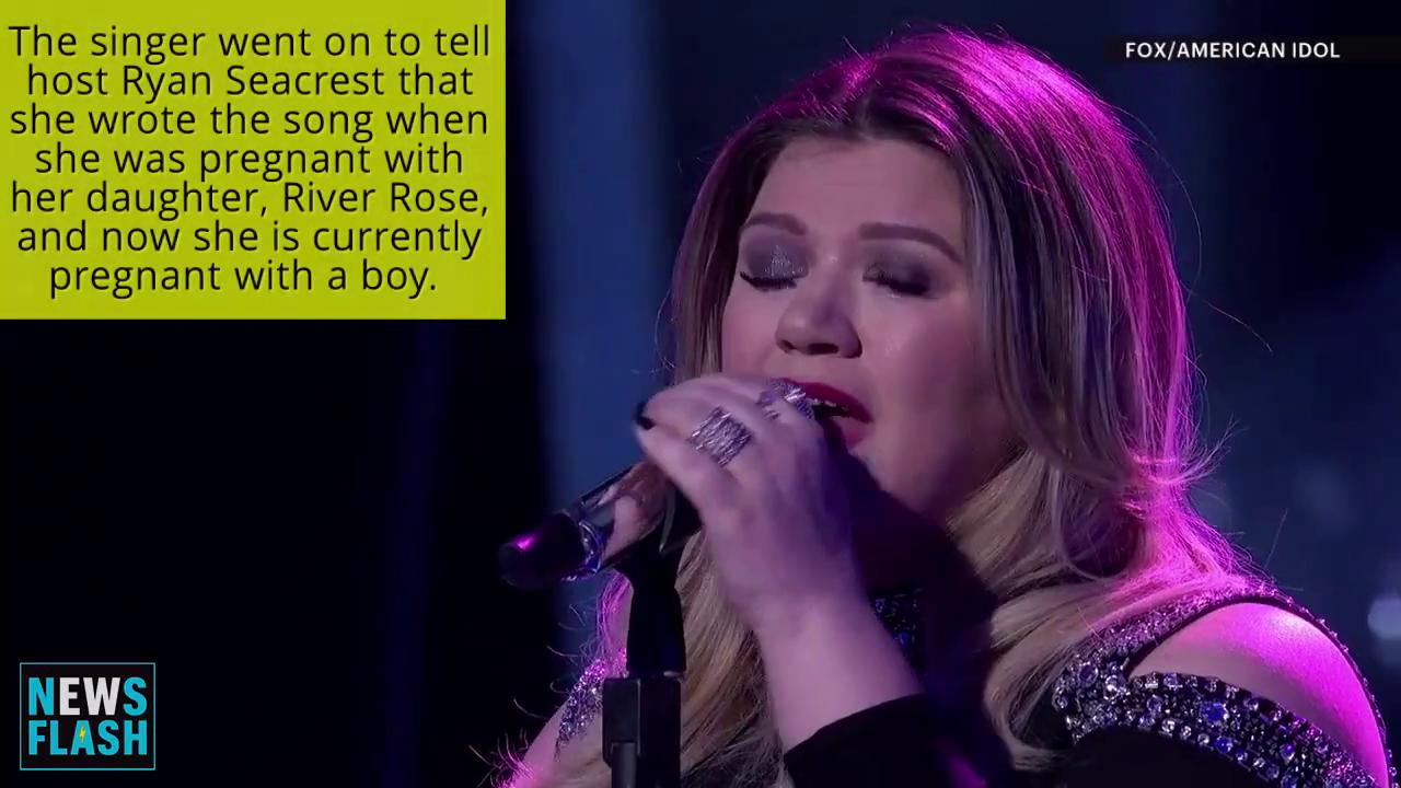 Watch Kelly Clarkson Bring Everyone (Including Herself) to Tears in Emotional Idol Performance: 'I'm Still in Shock'