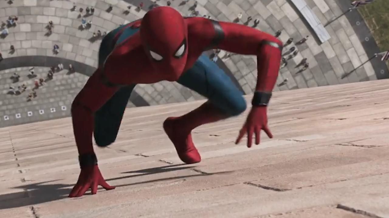 WATCH: First Trailer for Spider-Man: Homecoming
