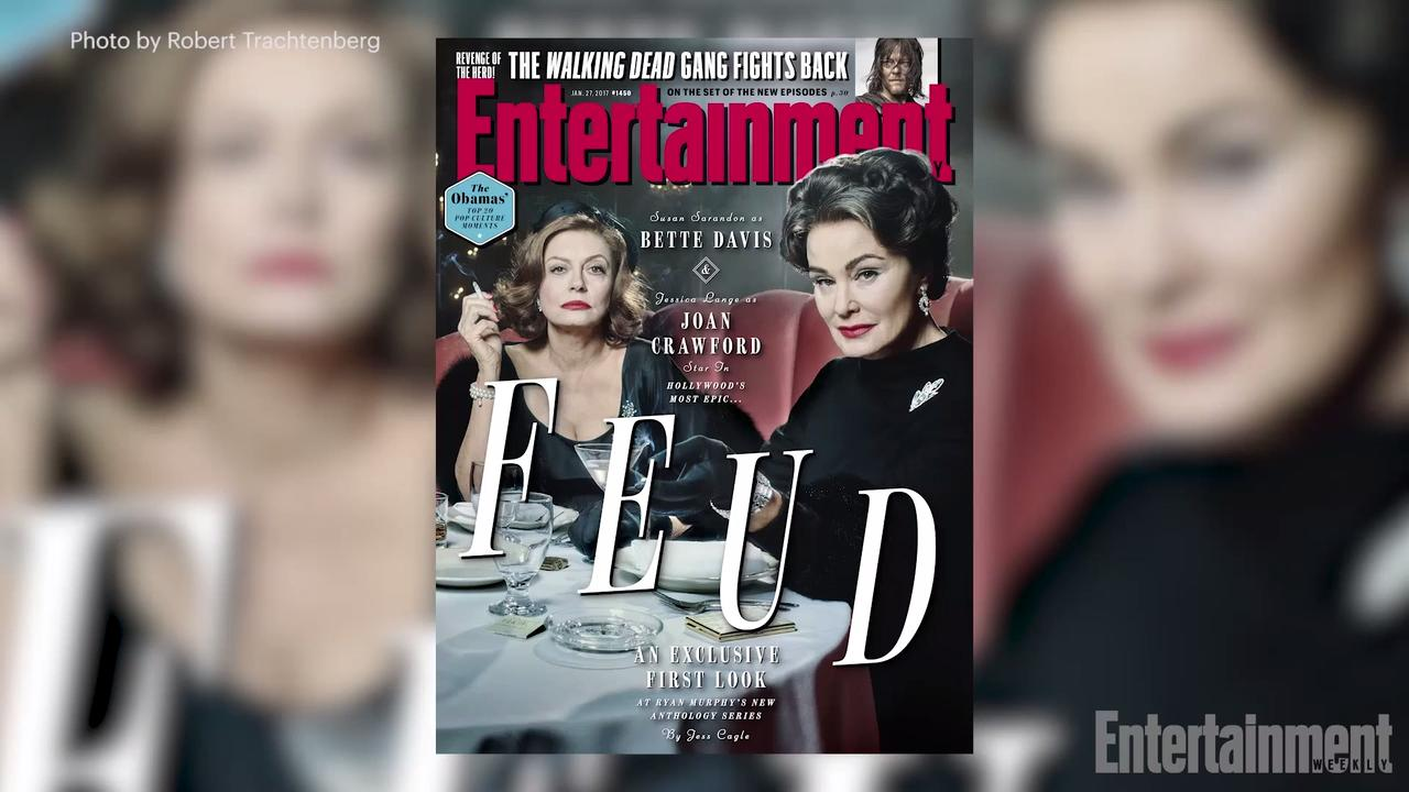 Feud: Why Joan Crawford and Bette Davis' Rivalry Began Long Before Whatever Happened to Baby Jane?