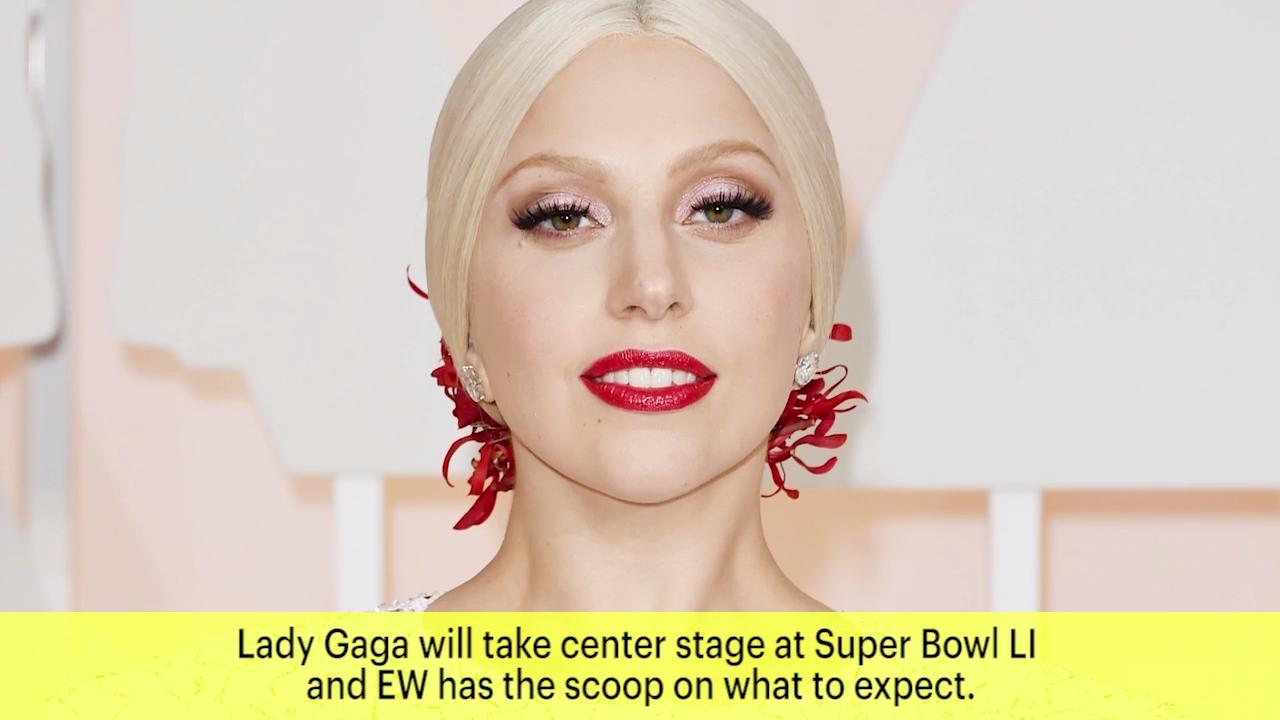 Everything we know about Lady Gaga's Super Bowl halftime show